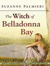 The Witch of Belladonna Bay by Suzanne Palmieri (2014, MP3 CD, Unabridged)