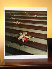 ORIGINAL RARE Tretchikoff Lost Orchid 1969 Vintage Kitsch Art Print