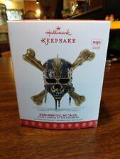 2013 Hallmark Keepsake Ornament ~ Pirates Of The Caribbean ~ MIB