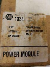 Allen Bradley 200a Power Switching Module S120784