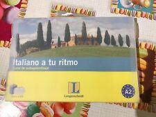 Curso Italiano A Tu Ritmo A2 Completo