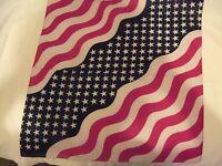 New WAVY US FLAG Bandana Du-Rag Head Scarf