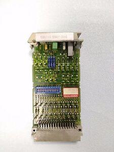 SIEMENS 6SN1114-0AA01-0AA0 Analog Personality PCB