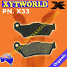 Front Brake Pads for Yamaha YZF-R 125 2008-2010