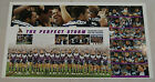 MELBOURNE STORM 2007 NRL PREMIERS THE PERFECT STORM LIMITED EDITION PRINT