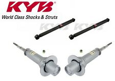 4-KYB Excel-G® Strut/Shocks 2-Front & 2-Rear For Jeep Liberty 2002 to 2012