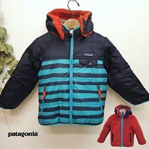 Patagonie Reversible Tribbles Hoody Size 3-6M