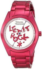 Westwood St Pauls Let It Rock pink dial Time Machine watch