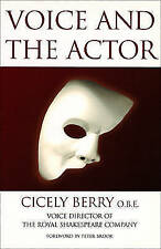 Voice and the Actor, Cicely Berry, Very Good