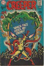 Beware the Creeper #4 Fine Ditko Silver Age DC