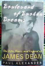 Boulevard of Broken Dreams Life Times Legend of James Dean BIO Alexander HC/DJ