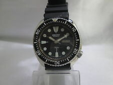 SEIKO 6309-7040 DAYDATE STAINLESS STEEL AUTOMATIC MENS DIVER WATCH