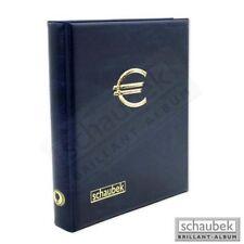 Schaubek Numismatik Euro-Kursmünzenalbum, blau A-RBEURO/3