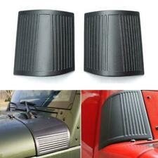 2x ABS Body Armor Side Cowl Cover for Jeep Wrangler JK 2007-18 Rubicon Unlimited