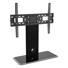 "GlobalTone Table top TV Mount (Replacement Foot or Base) LED LCD PLASMA 32"" to 5"