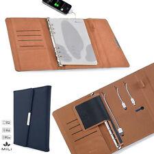 Agenda e batteria esterna di emergenza cavo USB per Apple iPhone 8 pin  Microusb