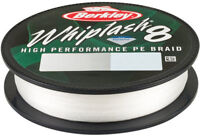 (0,097 €/ M) Berkley Whiplash 8,984 3/12ft 8-fach Braided Fishing Line