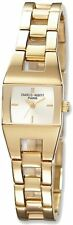 Ladies Charles Hubert IP-plated Stainless Steel White Dial 20x22mmWatch