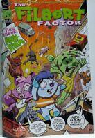 Filbert Factor #1 American Mythology Comics 1st Print 2018 FCBD reject NM