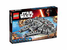 LEGO Star Wars Millennium Falcon 75105 new sealed RARE RETIRED SET