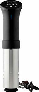 Anova Precision Sous Vide Cooker WIFI Silver Black Wifi Phone Control