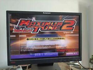 Sega Chihiro Type 3 Console with Wangan Midnight Maximum Tune 2 Tested Working