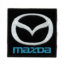 For Mazda Motor Sport Racing P241 Embroidered Iron on Patch High Quality Jacket