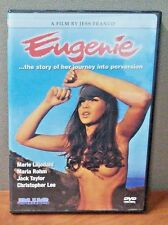 Eugenie ...The Story of Her Journey Into Perversion    (DVD)   LIKE NEW