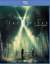 The X-Files - The Complete Fifth Season (Blu-ray Disc, 2015, 6-Disc Set)