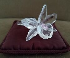 Swarovski Crystal Orchid-Light Pink on Pillow 7478000003/200287 Retired