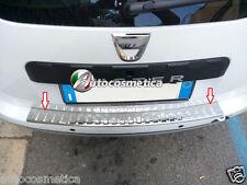 Protezione soglia carico paraurti Dacia Duster 4x4 4x2 dal 2009- anche restyling
