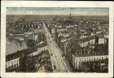 Feldpostkarte aus Lille Westfront Frankreich 1915 nach München Moosach gelaufen