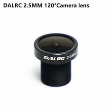 Dalrc M12 2.5mm Wide Angle Lens IR Blocked for Mini CMOS Camera