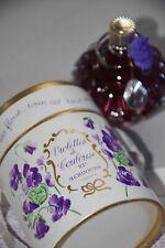 Vintage Perfume Bottle Violettes de Toulouse, Berdoues