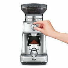 Sage by Heston Blumenthal BCG600SIL The Dose Control Pro Coffee Grinder-Silver