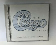 THE CHICAGO STORY | COMPLETE GREATEST HITS | 2CD | VGC