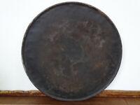 V7131 Rundes Backblech   Backbrett   58 cm   Food Fotografie mit Gravur K R