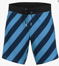Zoot - Men's Board Short 7 inch - Blue Stripe - Medium