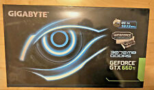 Gigabyte GeFORCE NVIDIA GTX 660TI GV-N66TOC-3GD GDDR5/192 bit PCI-E 3.0 ~~W@W~~