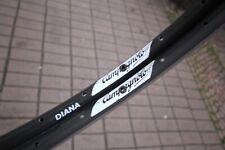"Campagnolo OMEGA Strada Hardox Clincher Rim / 28"" / 36 holes / Anthrazit"