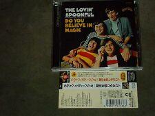 The Lovin' Spoonful Do You Believe In Magic Japan CD Bonus Tracks