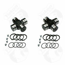 Yukon Chrome Moly Superjoints Replacement For Dana 30 Dana 44 & Gm 8.5 Inch Pair