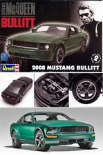discontinued revell Special Edition 1:25 08 Mustang Bullitt Plastic new in the b