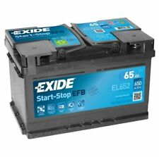 EXIDE Starter Battery Start-Stop EFB EL652