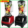 Home Smoothies Power Blender Machine Food Mixer Fruit Processor 3HP BPA 2200W