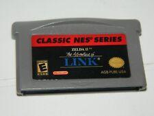 Zelda II: The Adventure of Link (Classic NES) (Game Boy Advance) 2 GBA