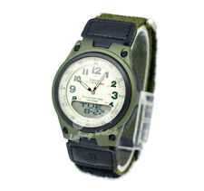 -Casio AW80V-3B Analog Digital Tough Solar Watch Brand New & 100% Authentic