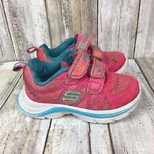 Baby girl Skechers 5 toddler sneaker shoes