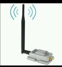 1000mW 802.11b/g WiFi Signal Booster, Broadband Amplifiers