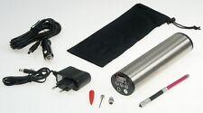 Hochleistungs Luftpumpe mit Li-Ion Akku Display, für Fahrrad,KFZ,Outdoor usw.